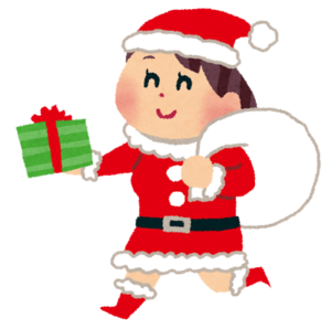 christmas_santa_woman.pngのサムネイル画像のサムネイル画像